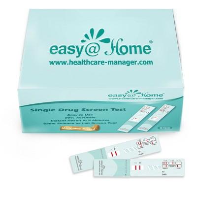 Easy@Home Marijuana Single Panel Drug Test - 15pk