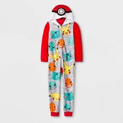 Boys' Pokemon Union Suit - Red