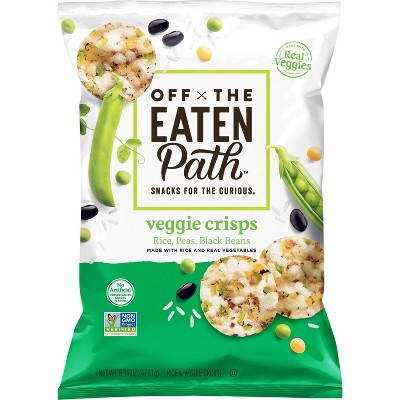 Off the Eaten Path Crisps