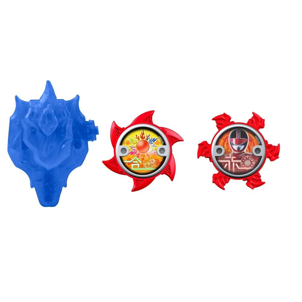 Power Rangers Super Ninja Steel - Ninja Power Star Element Star Metal Mode Pack