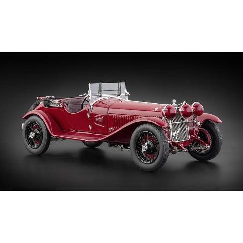 1930 Alfa Romeo 6C 1750 Grand Sport Red 1/18 Diecast Model Car by CMC - image 1 of 3