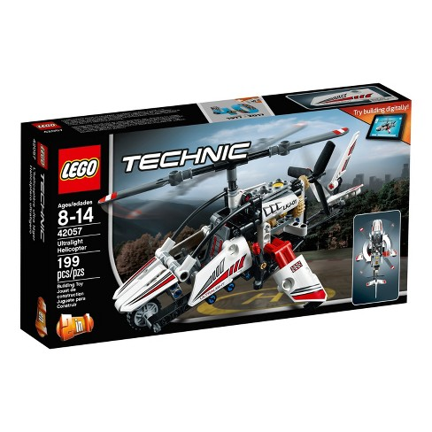 Lego Technic Ultralight Helicopter 42057 Target