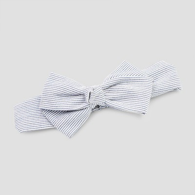 Baby Girls' Head Band with Large Woven Bow - Cat & Jack™