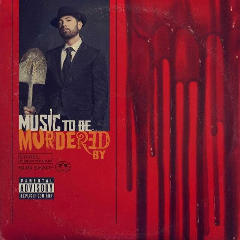 Eminem - Music To Be Murdered By (Standard Black Ice Vinyl) (EXPLICIT LYRICS) - image 1 of 1