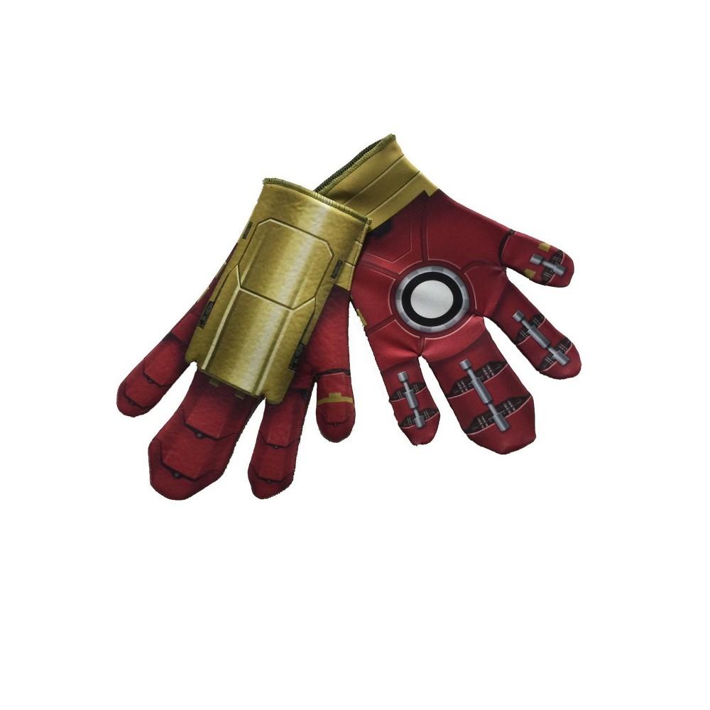 Adult Marvel Avengers Infinity War Hulk Costume Gloves, Men's, Multi-Colored