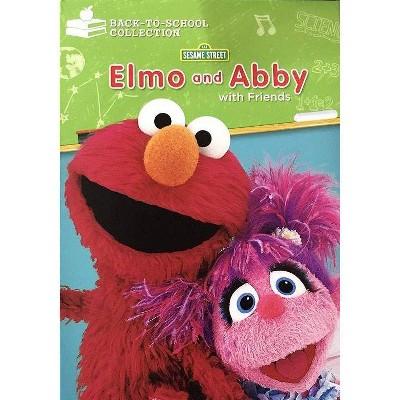 Elmo & Abby with Friends (DVD)(2018)