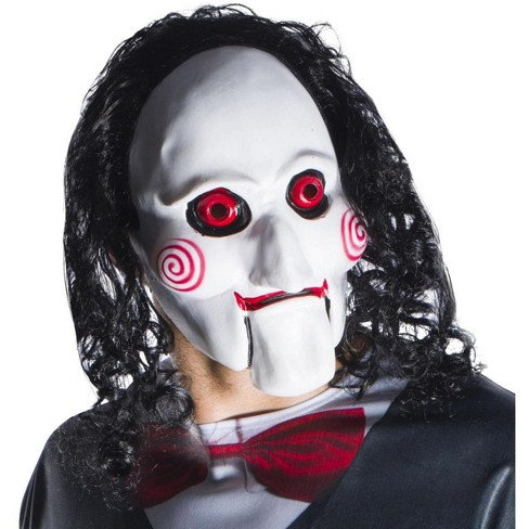 Rubie's Jigsaw Billy Adult Mask Costume Accessory - image 1 of 1