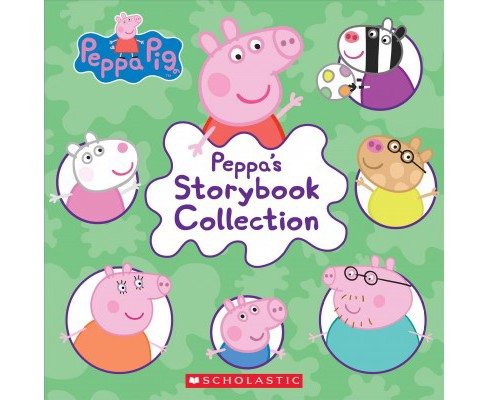 Peppa's Storybook Collection -  (Peppa Pig) (Hardcover) - image 1 of 1