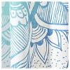 Rosebudstudio Lovely Soul Shower Curtain Blue - Deny Designs - image 2 of 4