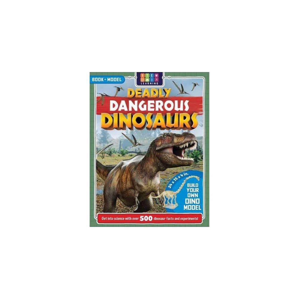 Deadly Dangerous Dinosaurs - (Lightspeed Science) by Rupert Matthews (Paperback)