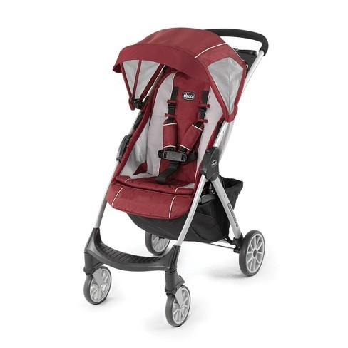 Chicco Mini Bravo Stroller - Chili - image 1 of 4