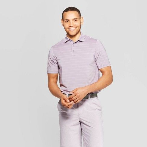 Men's Striped Golf Polo Shirt - C9 Champion® - image 1 of 2
