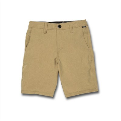 Volcom Boys  Surf N' Turf Static Hybrid Shorts