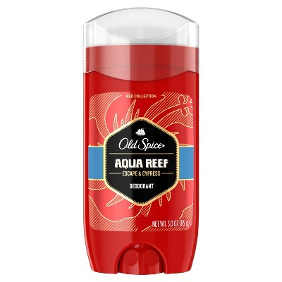 Old Spice Red Zone Aqua Reef Deodorant - 3oz