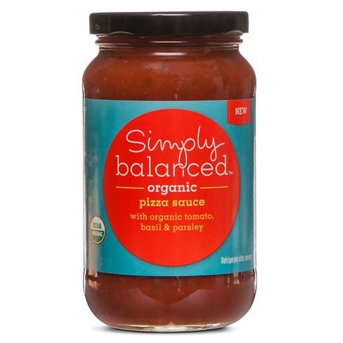 Organic Pizza Sauce 14oz - Simply Balanced™ - image 1 of 1