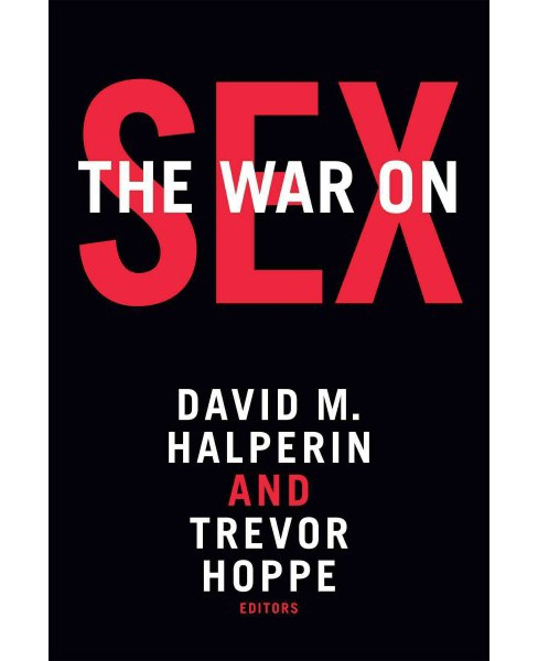War on Sex (Hardcover) - image 1 of 1