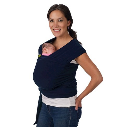 Boba Wrap Classic Baby Carrier Navy Blue Target