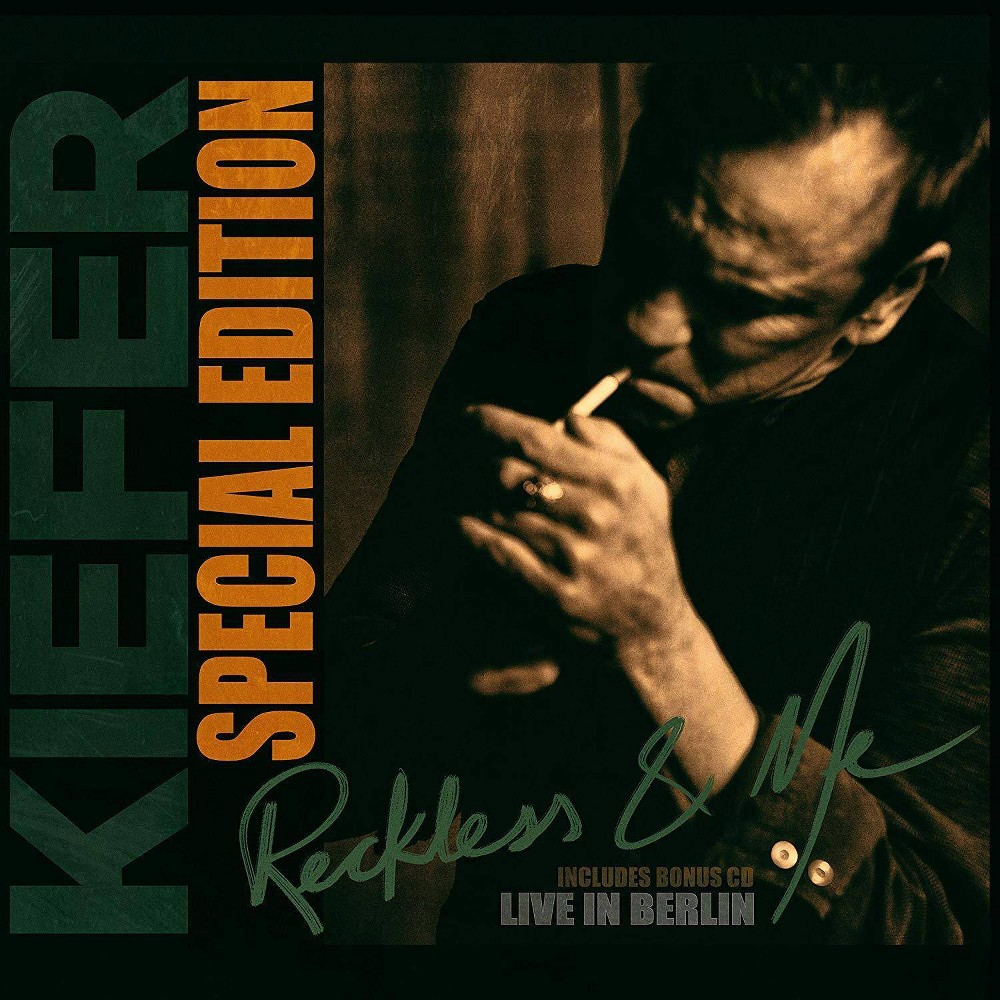 Sutherland Kiefer Reckless Me Special Edition Cd