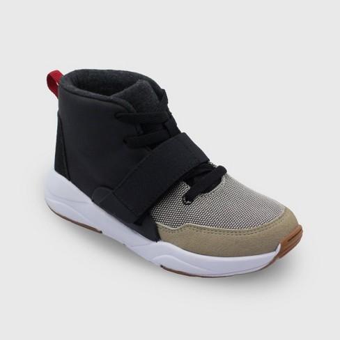 Boys' Jarden Sneakers - art class™ Black - image 1 of 3