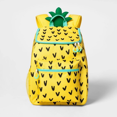 Backpack Cooler Pineapple - Sun Squad™ - image 1 of 3