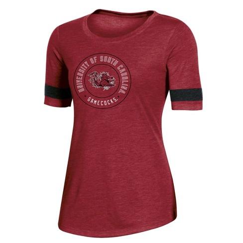 NCAA South Carolina Gamecocks Women's Short Sleeve Crew Neck T-Shirt - image 1 of 2