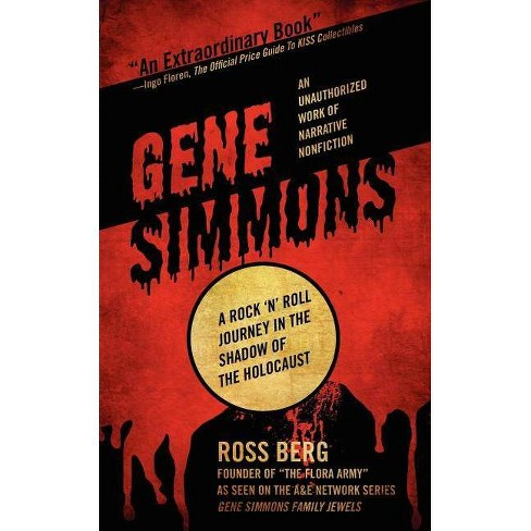 Gene Simmons - by  Ross Berg (Paperback) - image 1 of 1