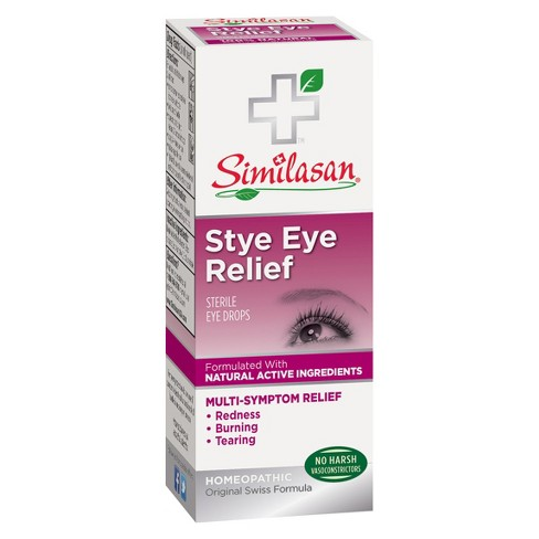 Similasan Stye Eye Relief Eye Drops .33 fl oz - image 1 of 4