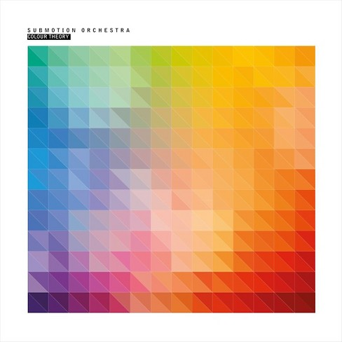 Submotion orchestra - Colour theory (Vinyl) - image 1 of 1