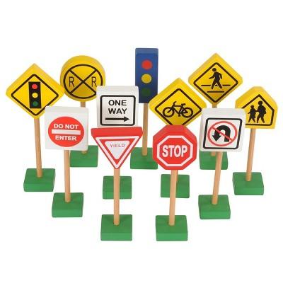 Creative Minds International Traffic Signs