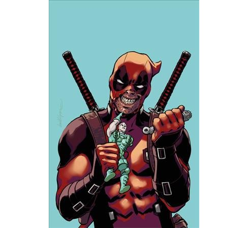 Despicable Deadpool 1 : Deadpool Kills Cable -  (Deadpool) by Gerry Duggan (Paperback) - image 1 of 1