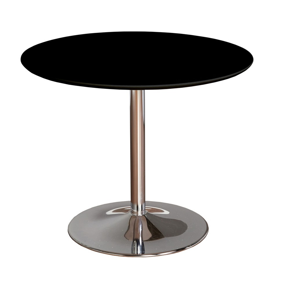 Hillboro Round Table - Black - Buylateral