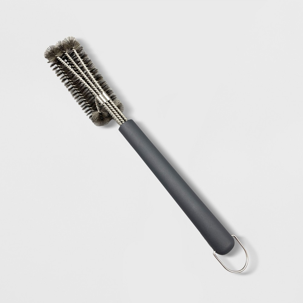 Image of Grill Cleaning Brush - Gray - Made By Design