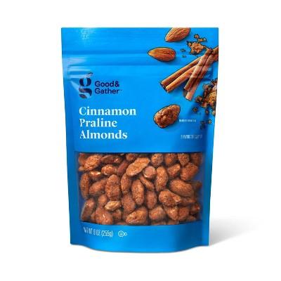 Cinnamon Praline Almonds - 9oz - Good & Gather™