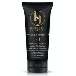 Black Girl Sunscreen Broad Spectrum - SPF 30 - 3 fl oz