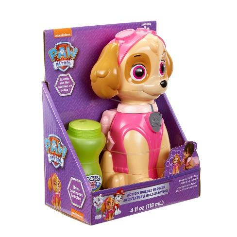 Little Kids Paw Patrol Bubble Machine - Skye
