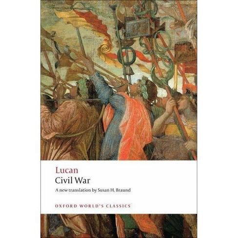 Civil War - (Oxford World's Classics (Paperback)) (Paperback) - image 1 of 1