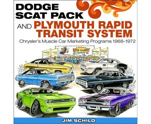 Dodge Scat Pack and Plymouth Rapid Transit System : Chrysler's Muscle Car Marketing Programs 1968-1972 - image 1 of 1
