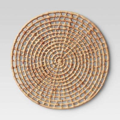 Waterhyacinth Wall Décor Natural - Threshold™