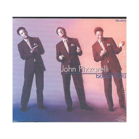 John Pizzarelli - Bossa Nova (CD) - image 1 of 1