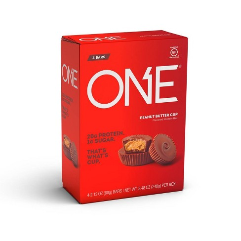 ONE Bar Protein Bar - Peanut Butter Cup - 4ct - image 1 of 3
