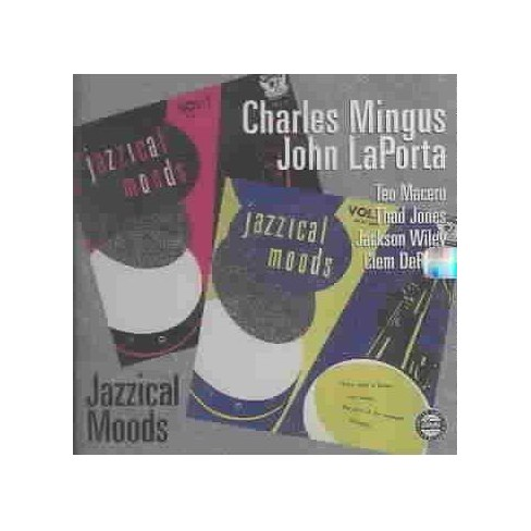 Charles Mingus - Jazzical Moods (CD) - image 1 of 1
