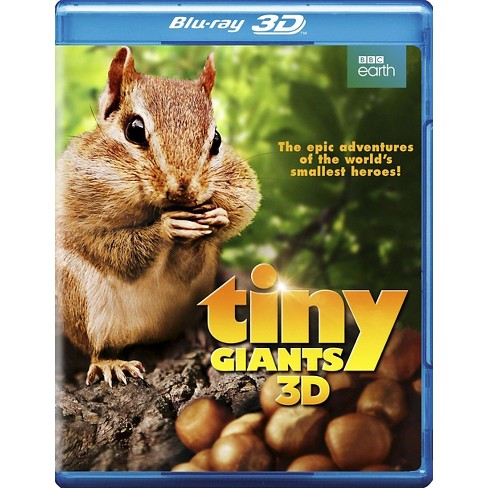 Tiny Giants [2 Discs] [3D] [Blu-ray] - image 1 of 1