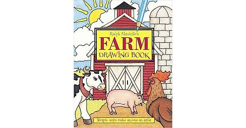 Ralph Masiello's Farm Drawing Book (School And Library) - image 1 of 1