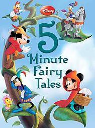 Disney 5-Minute Fairy Tales (Hardcover)by Disney Enterprises Inc.
