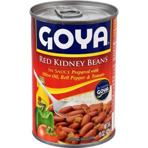GOYA Red Kidney Beans - 15.5oz - image 1 of 4