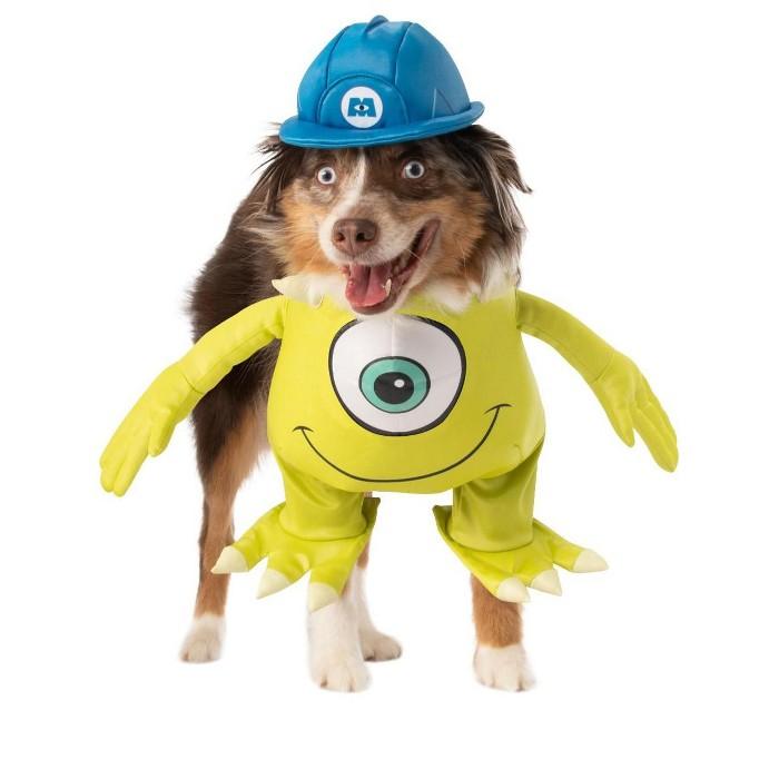 Monsters University Mike Wazowski Pet Costume : Target