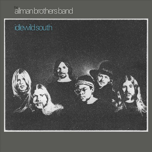 Allman brothers band - Idlewild south (CD) - image 1 of 1