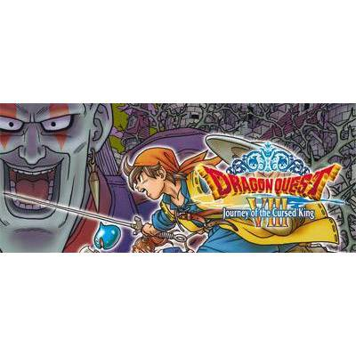 Dragon Quest VIII: Journey of the Cursed King - Nintendo 3DS (Digital)