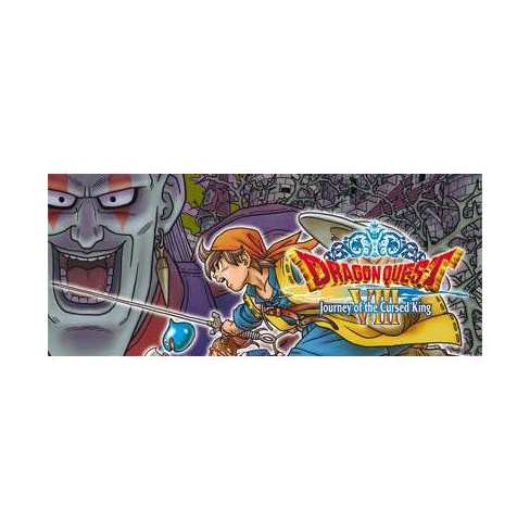 Dragon Quest VIII: Journey of the Cursed King - Nintendo 3DS (Digital) - image 1 of 4
