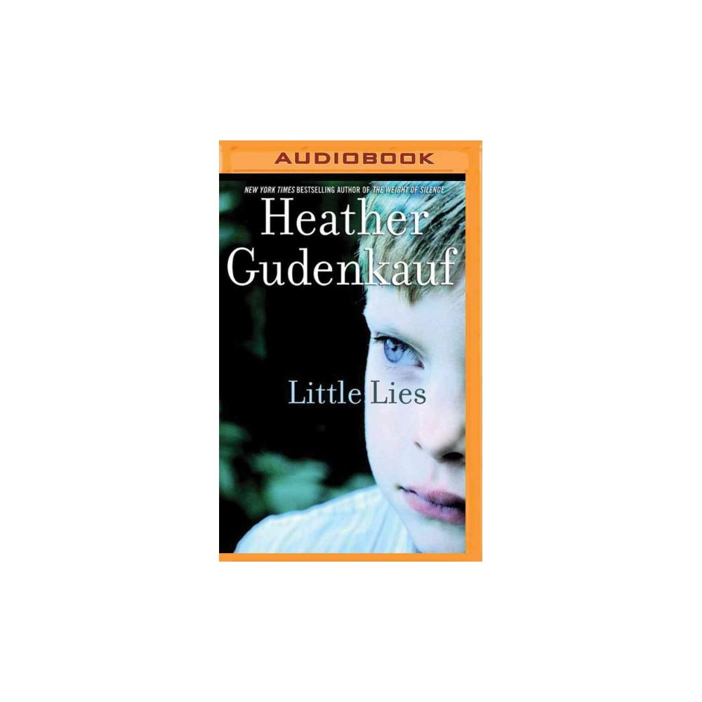 Little Lies (MP3-CD) (Heather Gudenkauf)